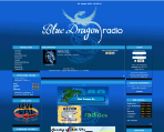 King Award Scrrenshot Blue Dragon Radio