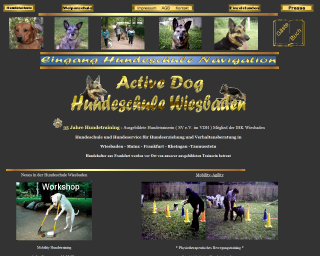 King Award Screenshot Hundeschule Loeb